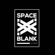 space blank label